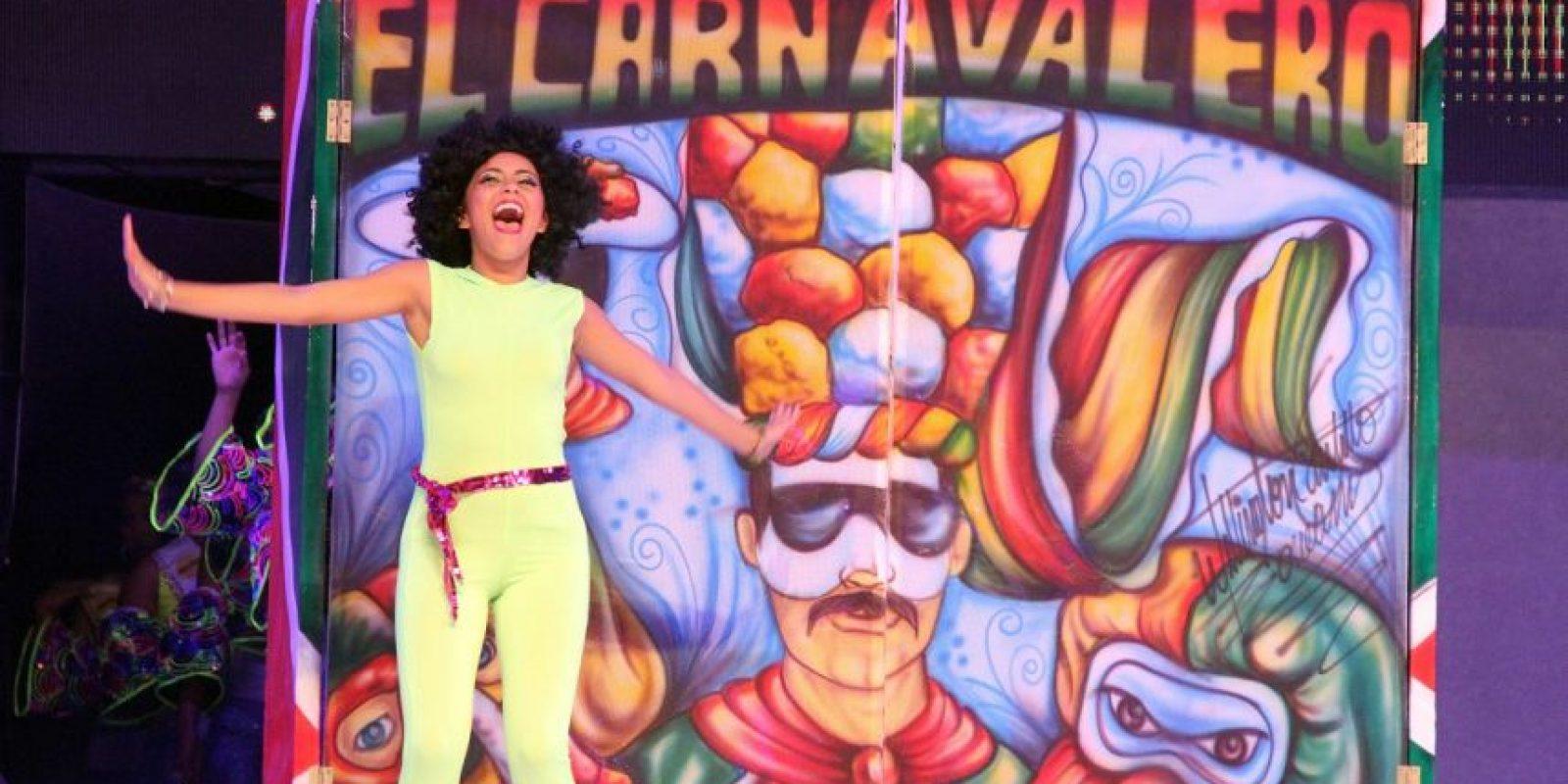 Un recorrido por la música de carnaval y homenaje al líder Jairo Paba. Foto:Carnaval S.A.