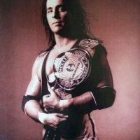 En 1984 se trasladó a los Estados Unidos y se unió a la WWF (hoy WWE). Foto:Vía facebook.com/hitmanbrethart