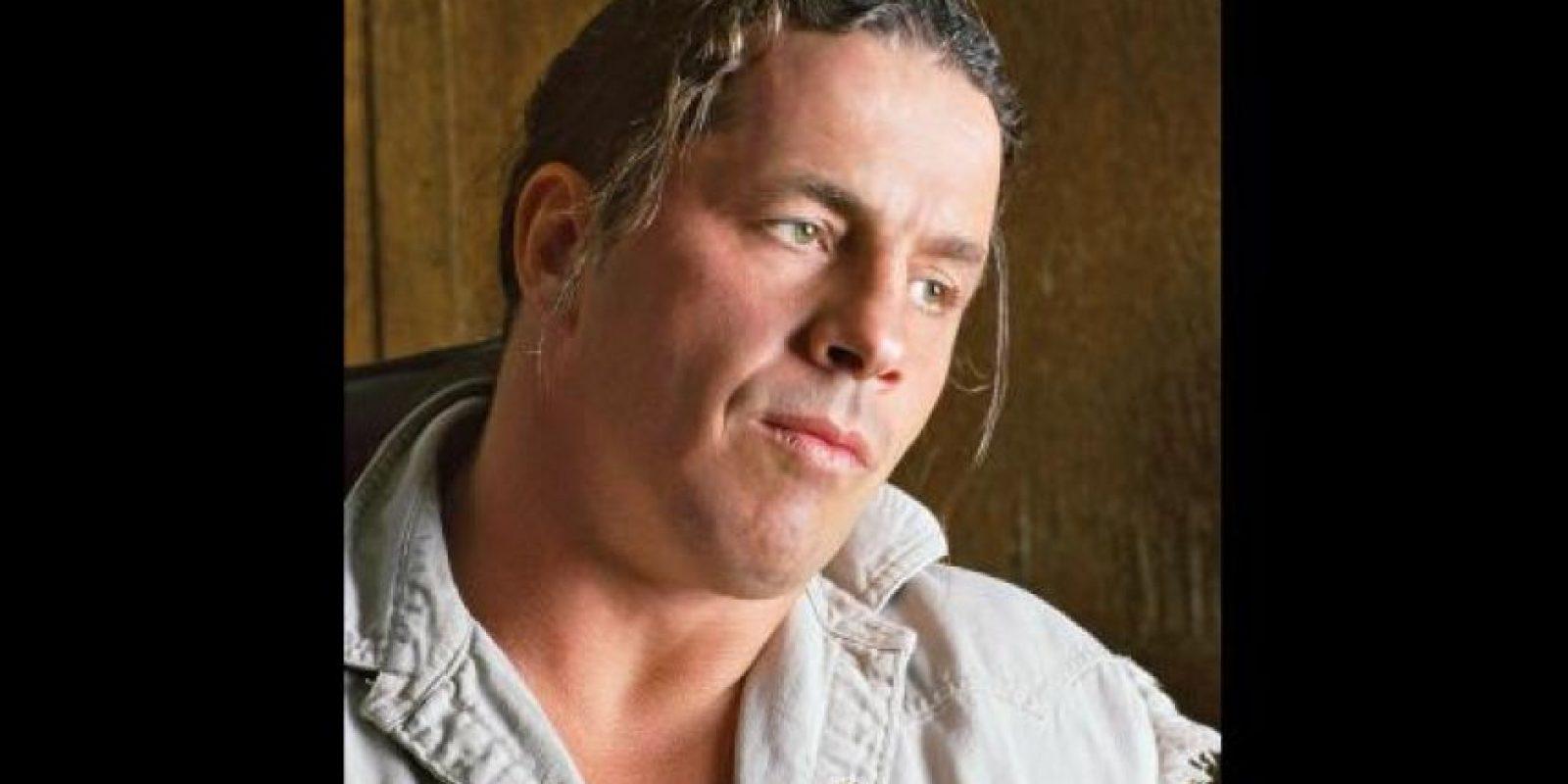 """Pero aún trabaja para la WWE, pues tiene contrato como """"leyenda"""". Foto:WWE"""