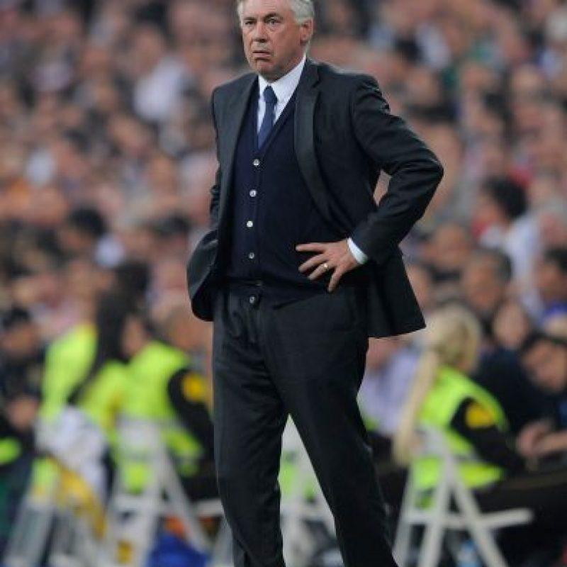 2. Carlo Ancelotti Foto:Getty Images