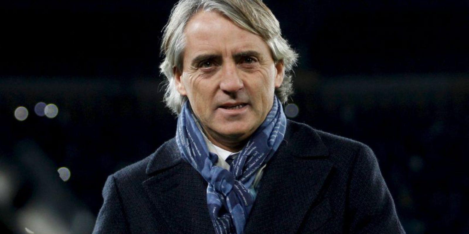 10. Roberto Mancini Foto:Getty Images