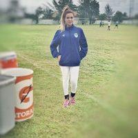 Trabaja para el modesto Boavista Sport Club de Brasil. Foto:Vía instagram.com/rossanatorales_oficial