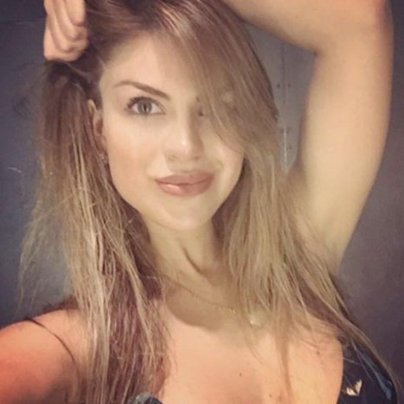 Ha llamado la atención en redes sociales por su belleza. Foto:Vía instagram.com/rossanatorales_oficial