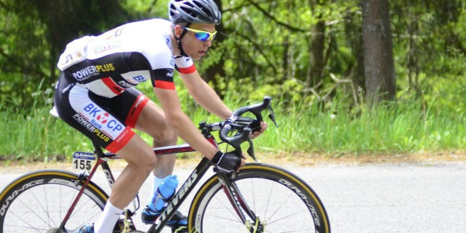 Tiene 19 años y es originario de la República Checa. Foto:Vía facebook.com/adam.toupalik