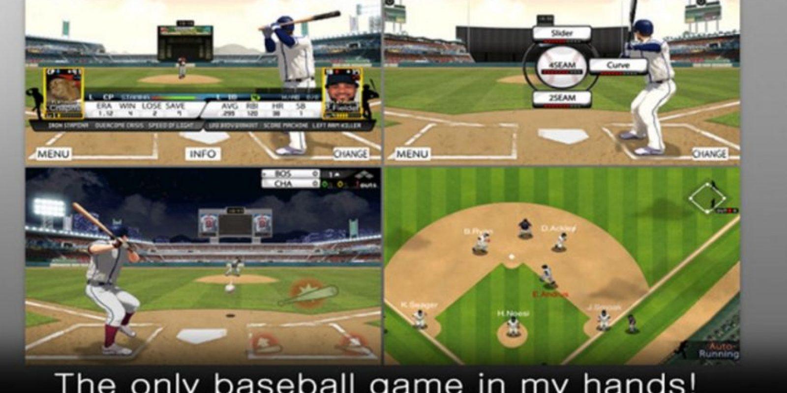 9 Innings: 2015 Pro Baseball Foto:Com2uS USA, Inc.