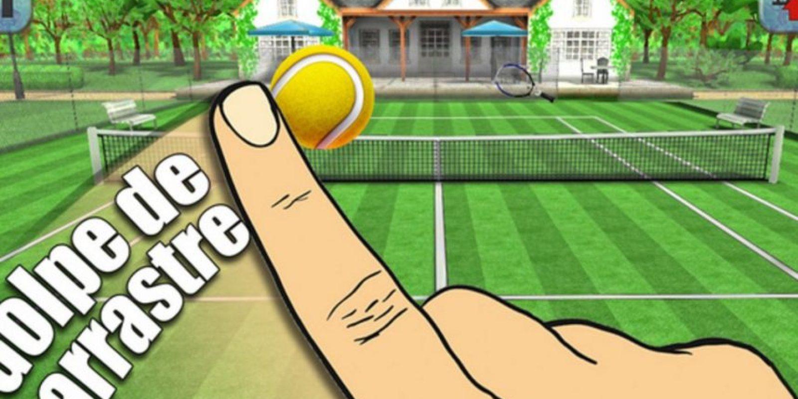 Hit Tenis 3 Foto:Focused Apps LLC