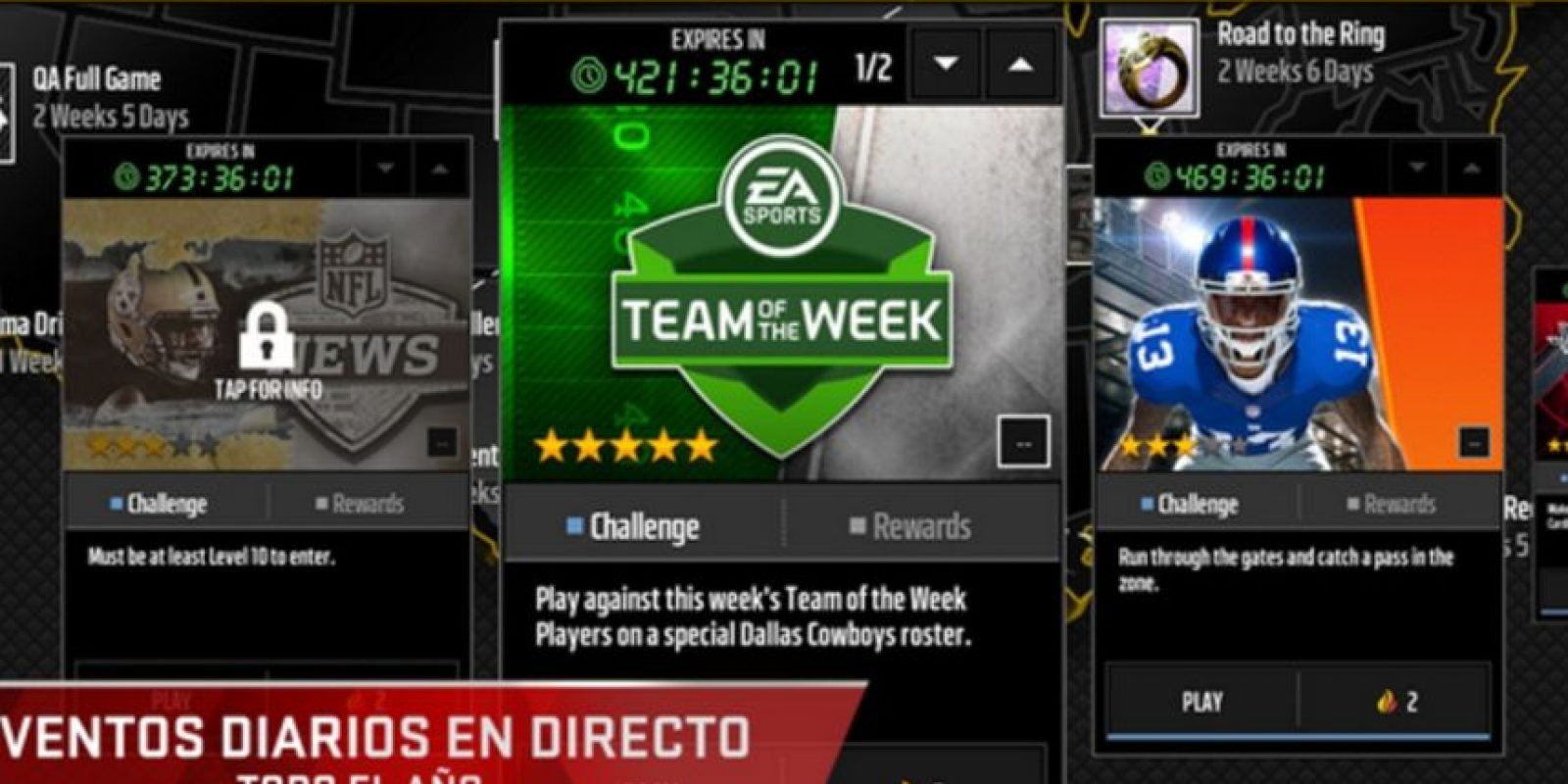 MADDEN NFL Mobile Foto: Electronic Arts