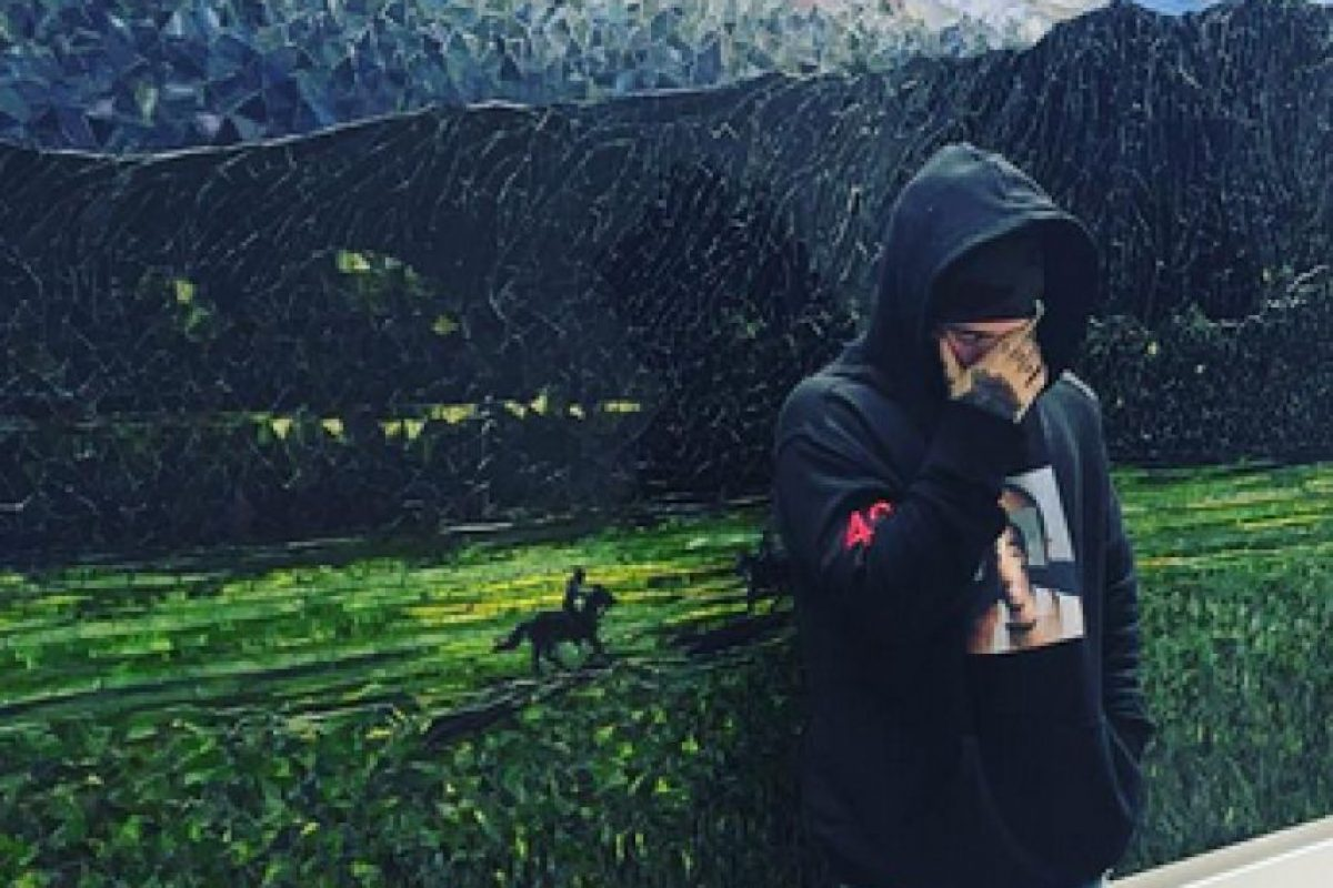 Foto:Tomada del Instagram de JBalvin @JBalvin