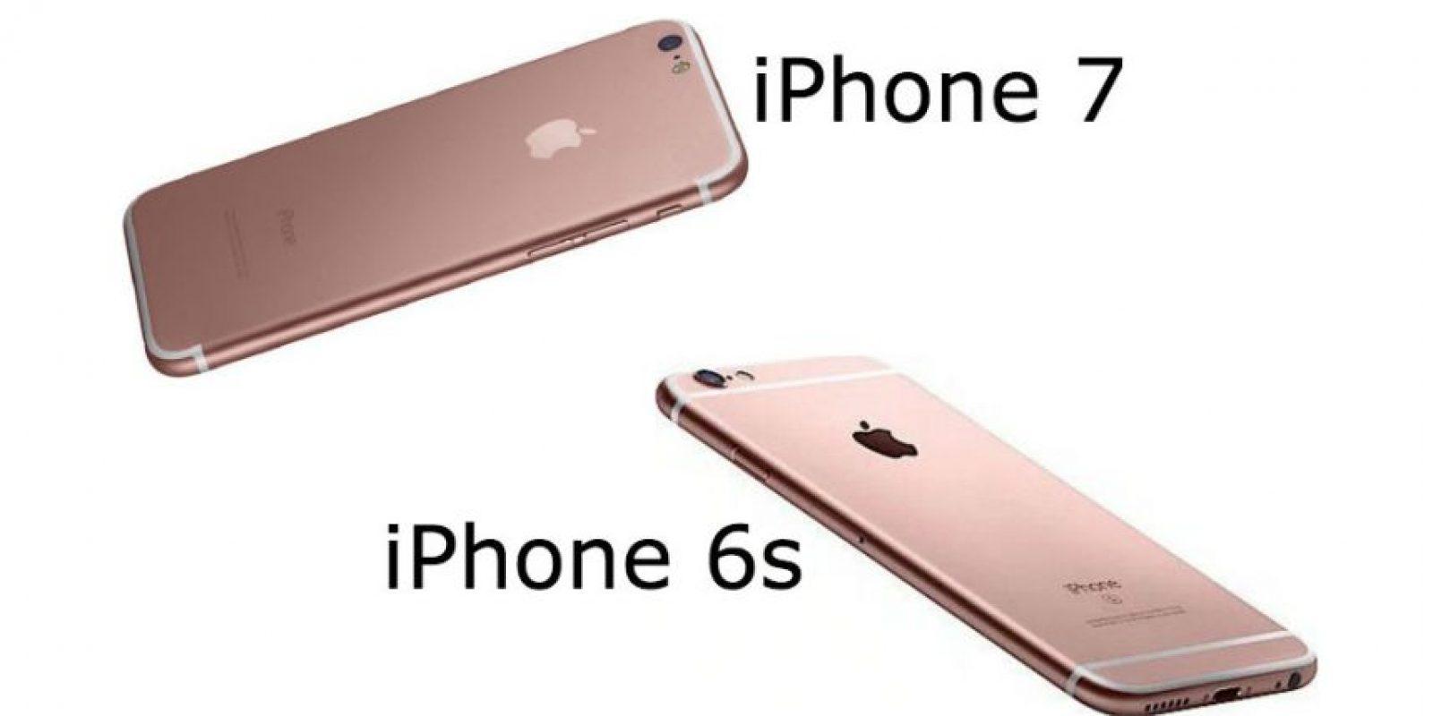 iPhone 7 cambiaría su diseño posterior. Foto:Vía MacRumors