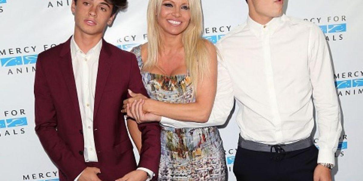 Dylan Lee: el hijo de Pamela Anderson debuta como modelo