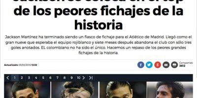 Foto:Captita de pantalla Diario Marca