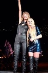Y Avril Lavigne. Foto:Vía Instagram.com/taylorswift