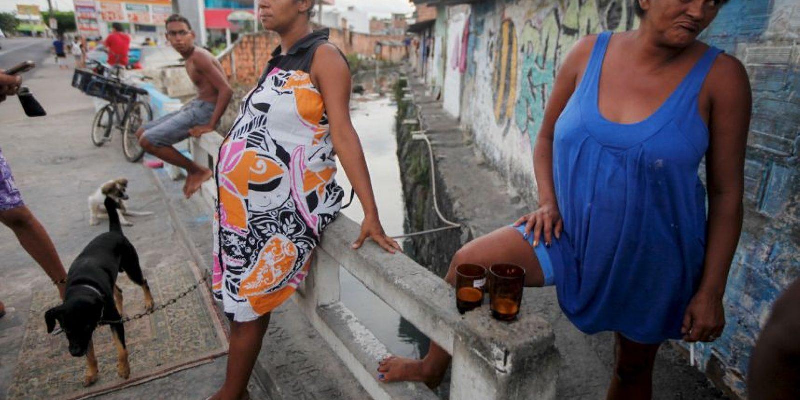 Las autoridades de salud investigan un posible vínculo entre embarazadas contagiadas con Zika y el nacimiento de bebés con microcefalia (desarrollo insuficiente del cráneo). Foto:Getty Images