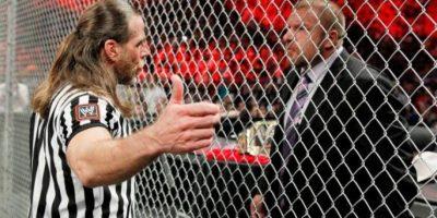 Shawn Michaels y Triple H son buenos amigos Foto:WWE