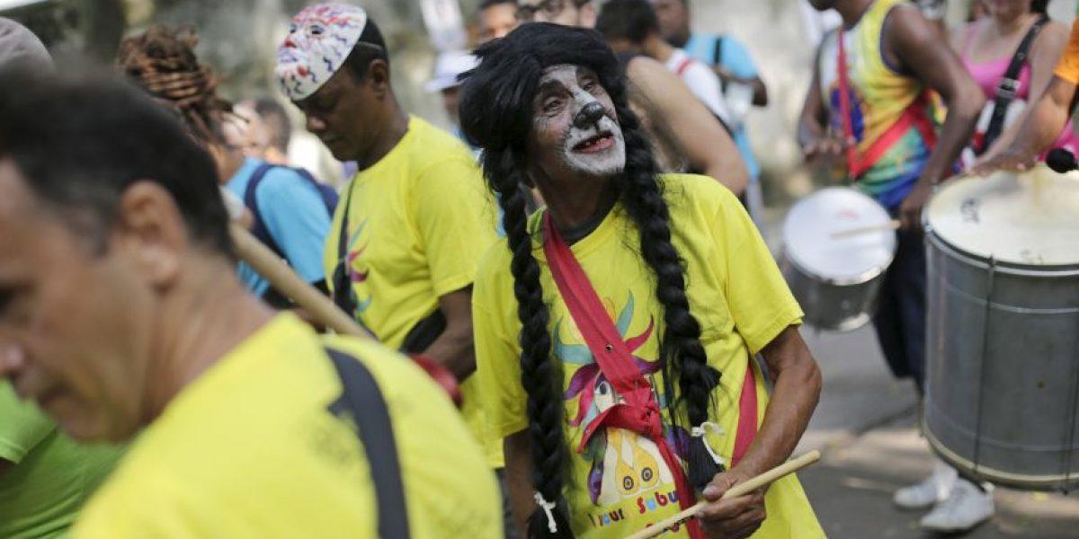 Ni el Zika arruinó la fiesta: así inició el Carnaval de Brasil