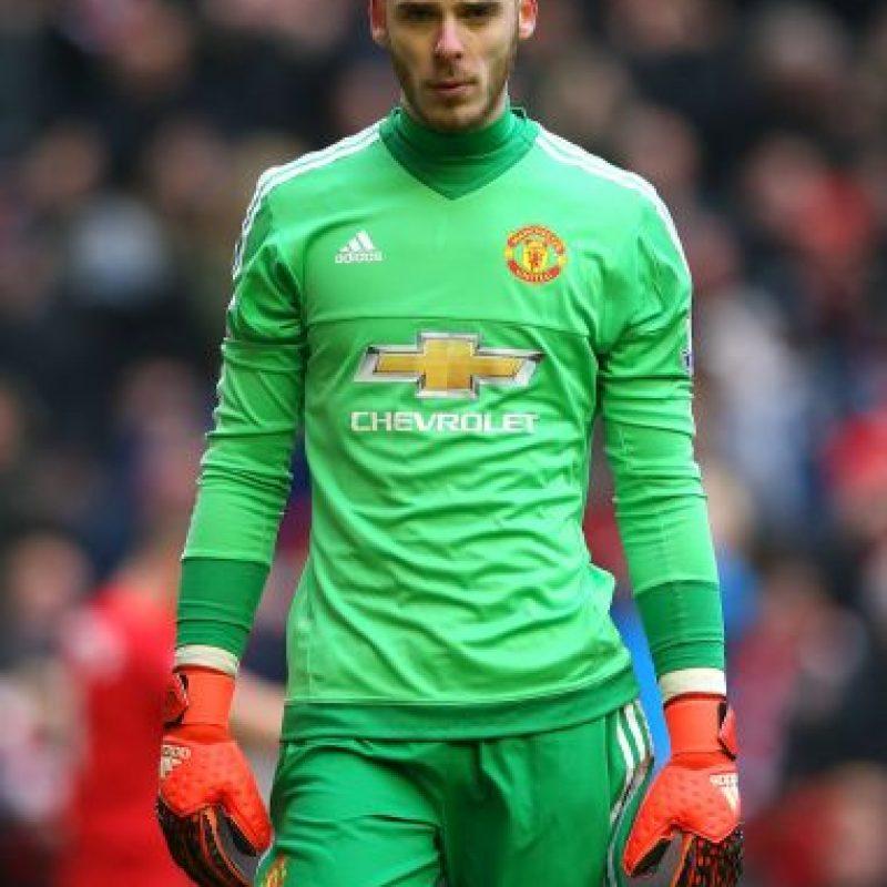 PORTERO: David de Gea (Manchester United) Foto:Getty Images
