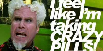 Inescrupuloso, parodia y retrato de tanto creador excéntrico en los 90. Foto:vía Village Roadshow Pictures