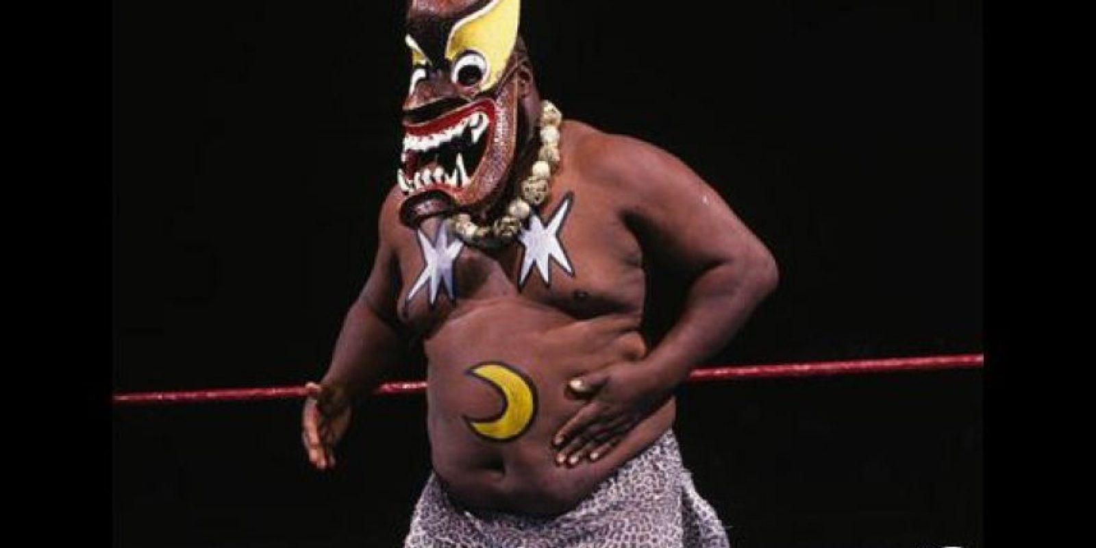 Kamala Foto:WWE