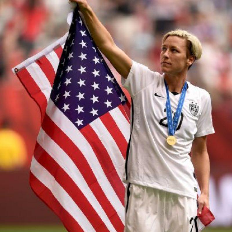 Y también se colgó la medalla de oro en dos Juegos Olímpicos. Foto:Getty Images