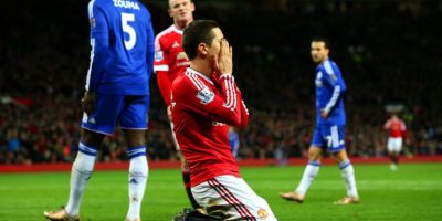 Chelsea vs. Manchester United Foto:Getty Images