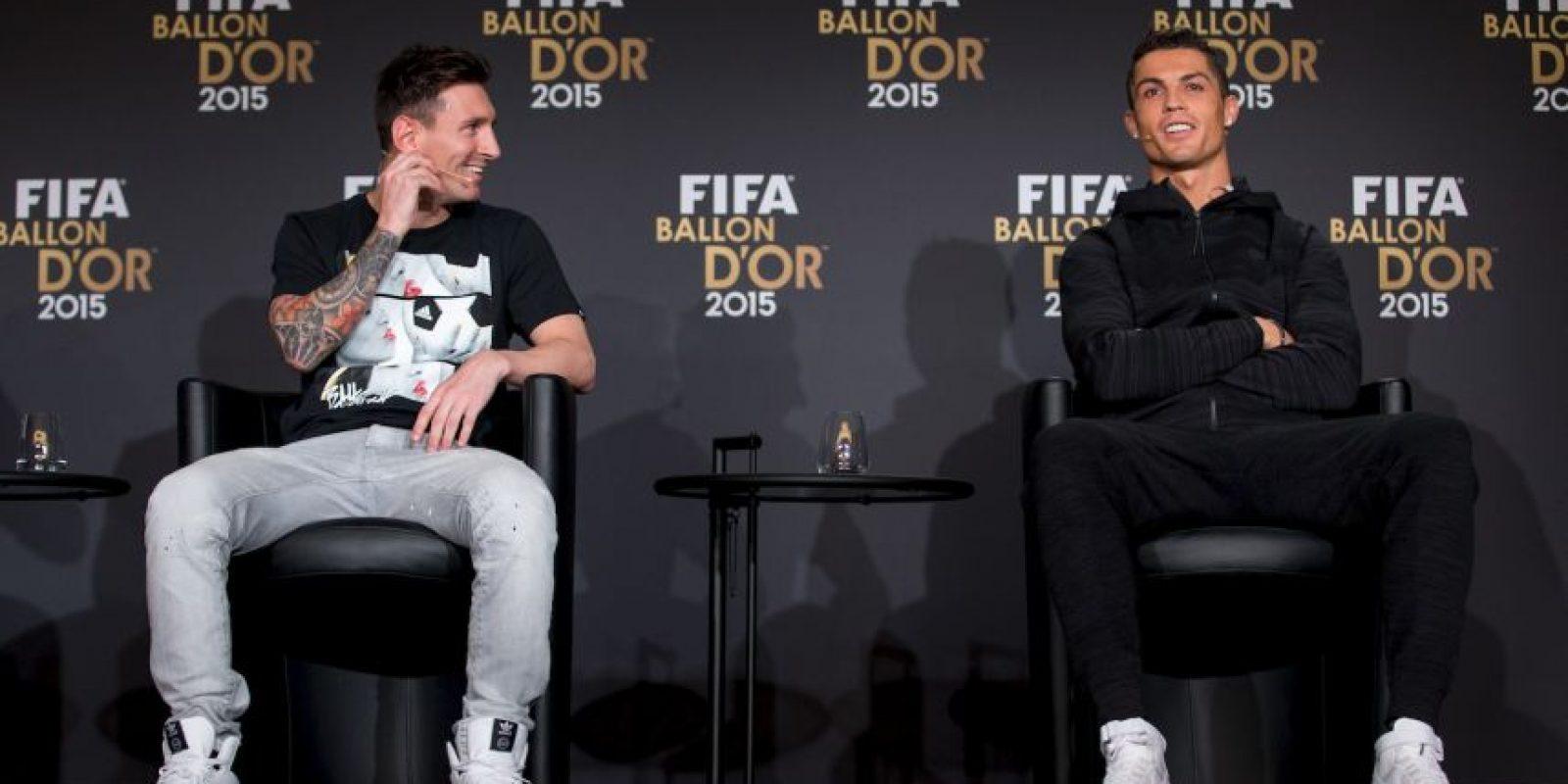 1. Jamás habla mal de Lionel Messi Foto:Getty Images