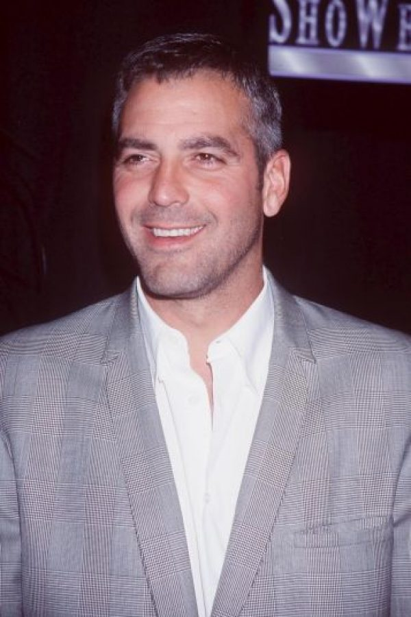 10. George Clooney Foto: Getty Images