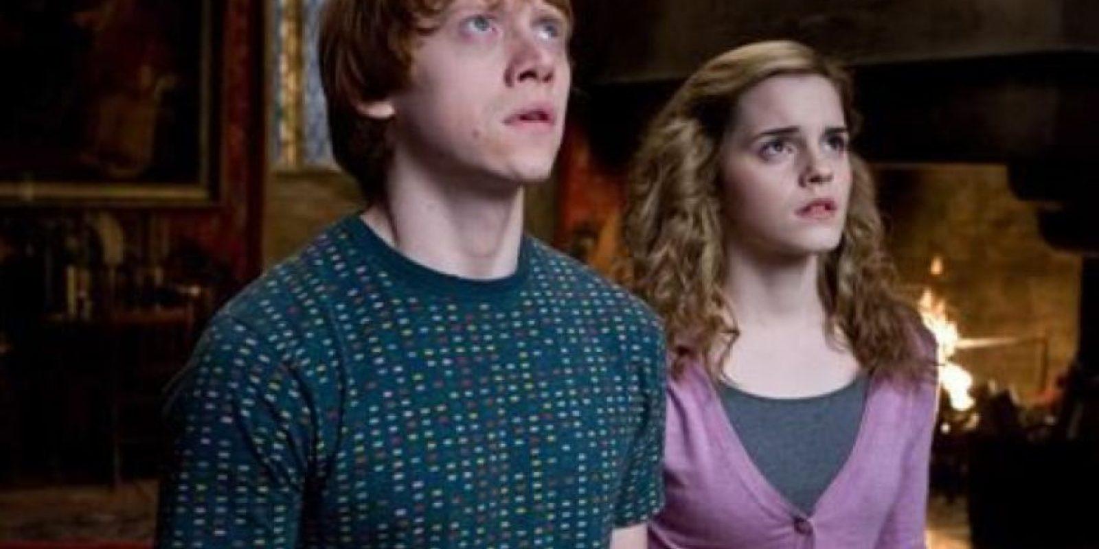 Emma Watson afirmó que los dos hubieran tenido que ir a terapia de pareja. Foto:vía Warner Brothers
