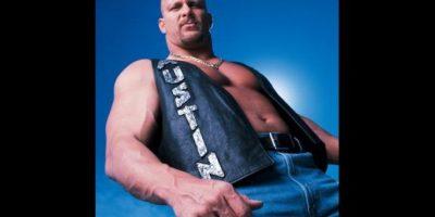 """Stone Cold"" Steve Austin Foto:WWE"