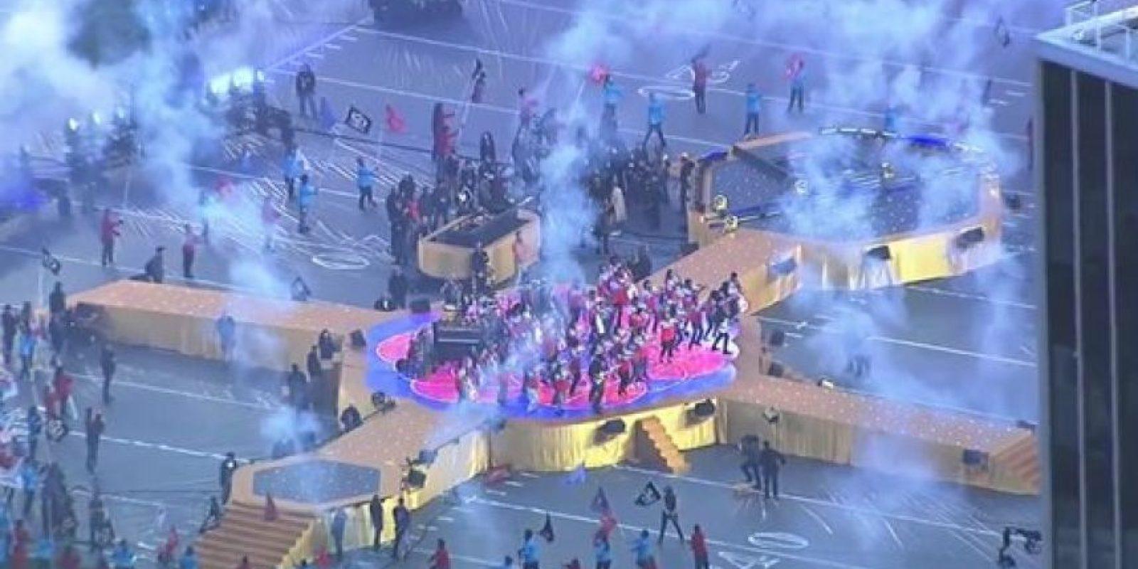 La Orquesta Juvenil de Los Ángeles acompañará a Coldplay. Foto:Vía twitter.com/Selfieton