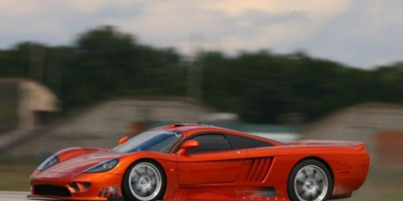399 km/h (247 millas por hora). Foto:Vía saleen.com