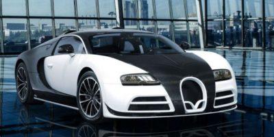 5- Bugatti Veyron Vivere By Mansory. Foto:Vía mansory.com