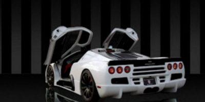 413 km/h (256 millas por horas). Foto:Vía helbysupercars.com