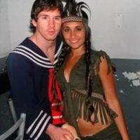 Y Lionel Messi Foto:Twitter