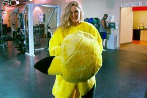 5. Pikachu como Ronda Rousey Foto:Twitter