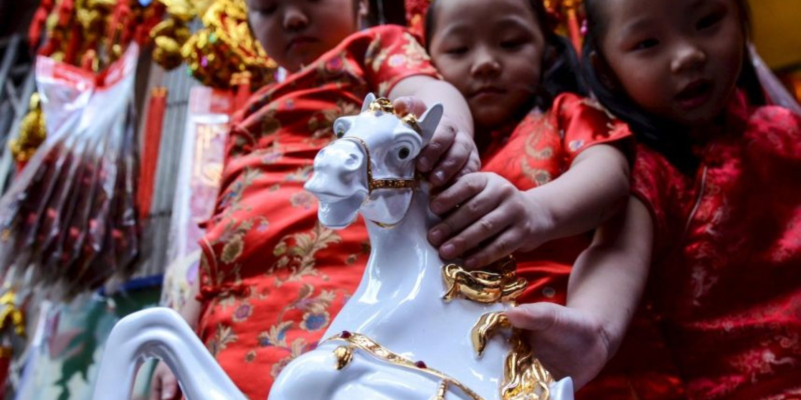 7. El caballo Foto:Getty Images