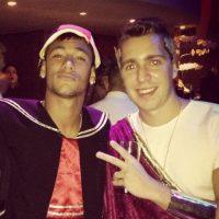 """15. O de """"Kiko"""" como Neymar Foto:Vía instagram.com/neymar"""