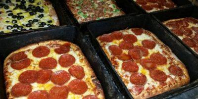 La comida a domicilio también triunfa durante el Super Bowl. Se espera que haya más de 11 millones pedidos de pizza este año. Foto:Vía instagram.com/explore/tags/pizza