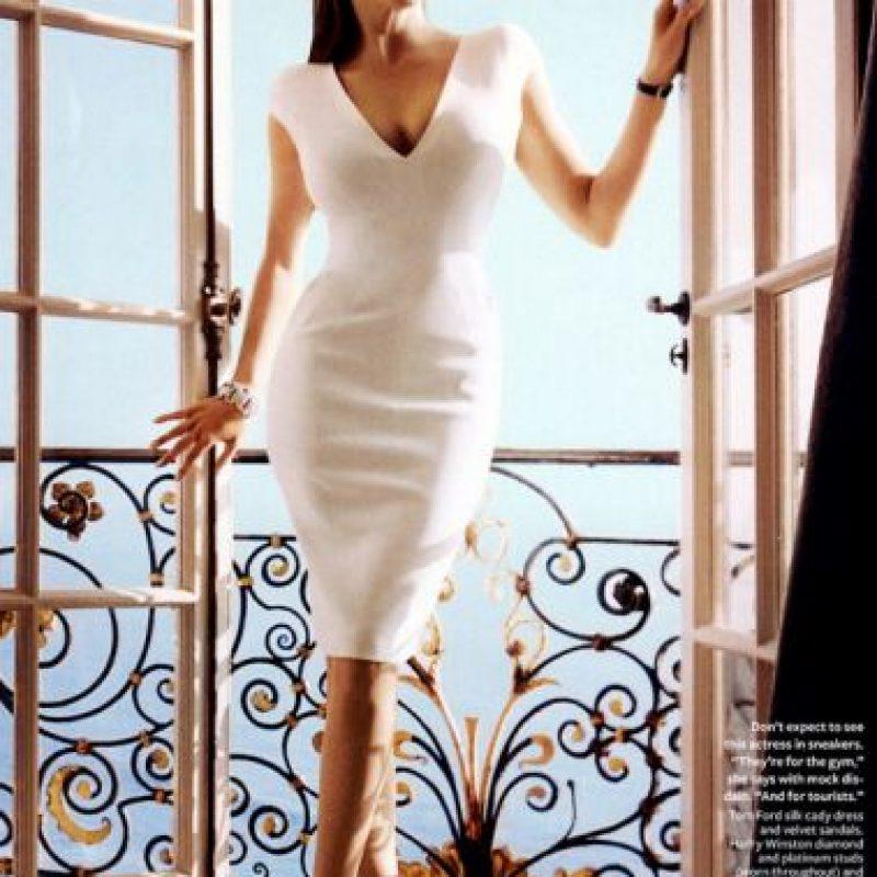 Odia que le digan señora. Foto:vía Vanity Fair
