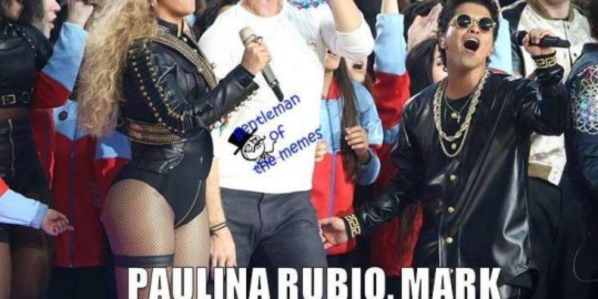 Coldplay, Beyonce y Bruno Mars no se salvaron de los memes en el Super Bowl 50