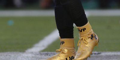 Cam Newton es la sensación de la NFL. Foto:Getty Images