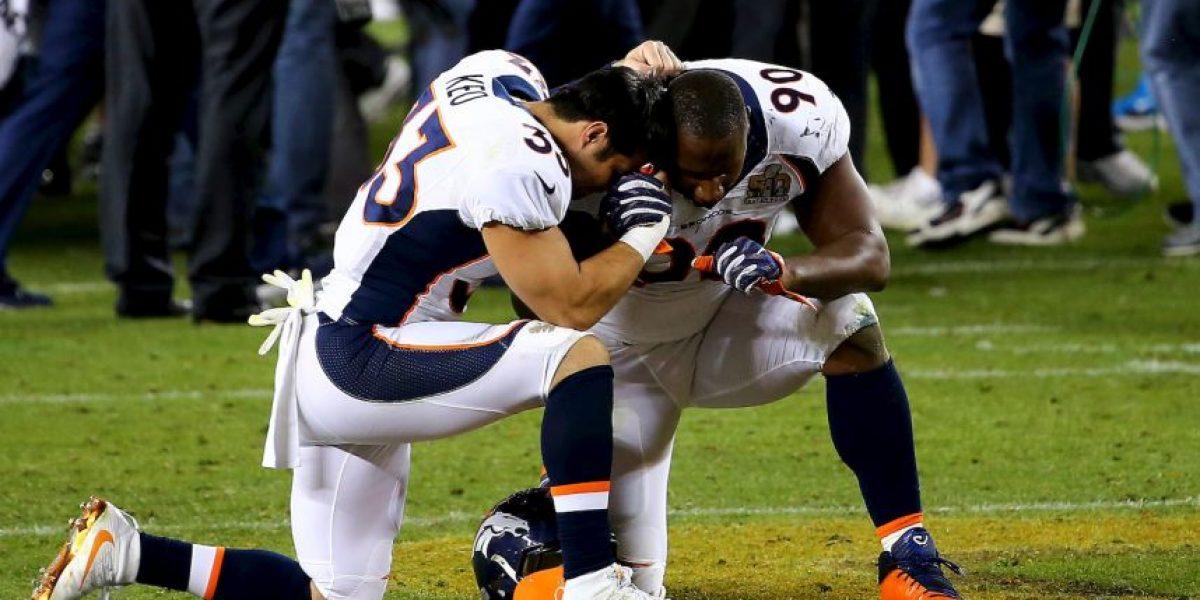 Fotos: La eufórica celebración de los Broncos de Denver tras ganar el Super Bowl 50