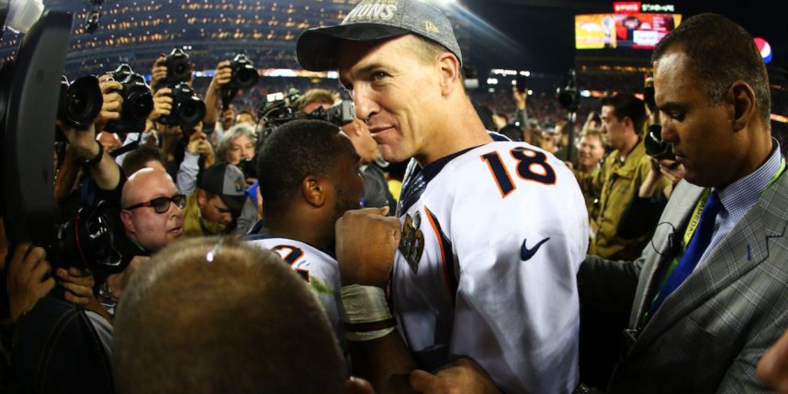 Y aunque no dio su mejor partido… Foto:Getty Images