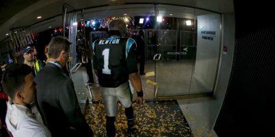 Newton, el MVP de la temporada, se fue con las manos vacías. Foto:Getty Images