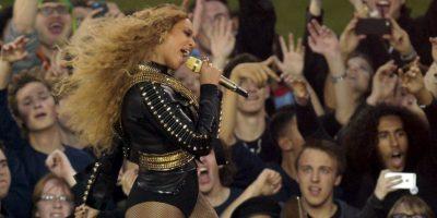 """Los fans se entregaron a quien llaman """"Queen B"""". Foto:Getty Images"""