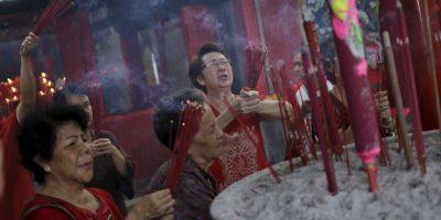 Este animal es el noveno de los 12 signos del zodíaco chino. Foto:AP
