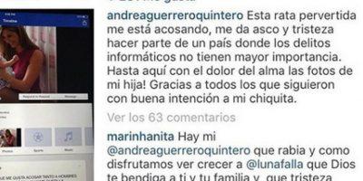 Foto:https://www.instagram.com/andreaguerreroquintero/