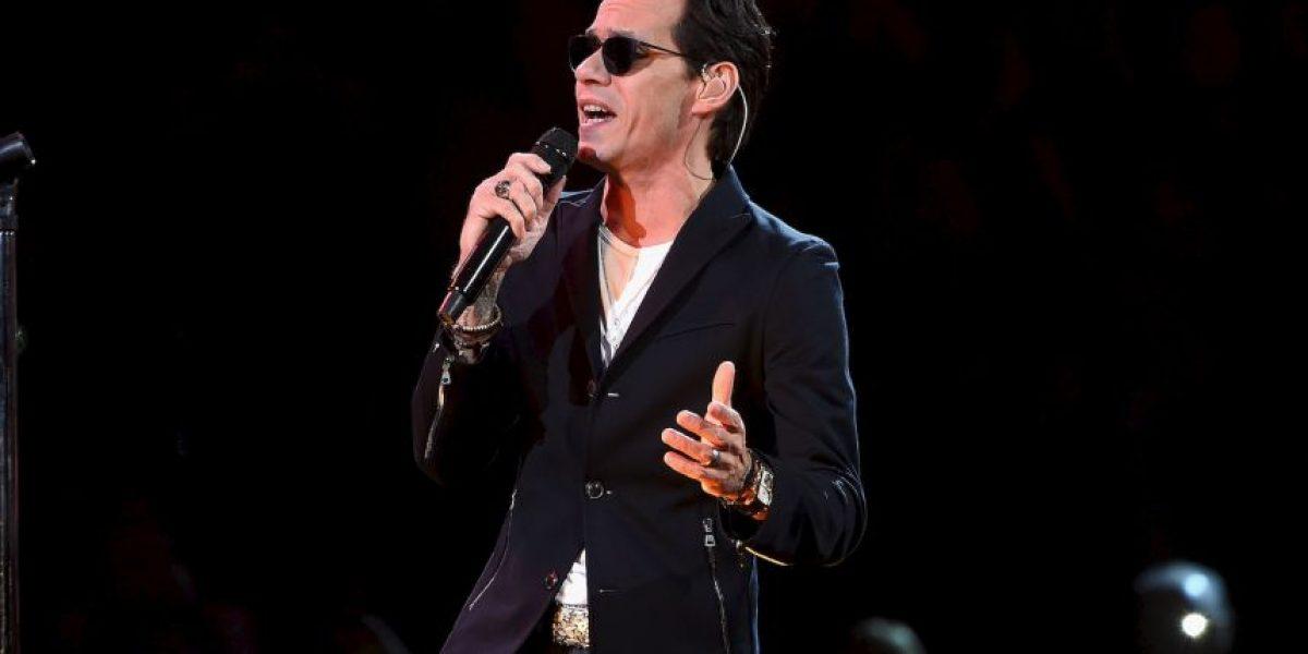 Marc Anthony vs. Donald Trump: Así despotricó el cantante contra el político estadounidense