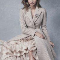 """Comenzó a ser """"ángel"""" en 2010. Foto:vía Vogue"""
