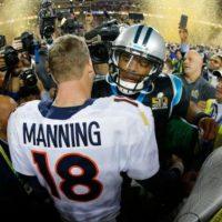 Manning venció a Cam Newton, el MVP de la temporada Foto:Getty Images