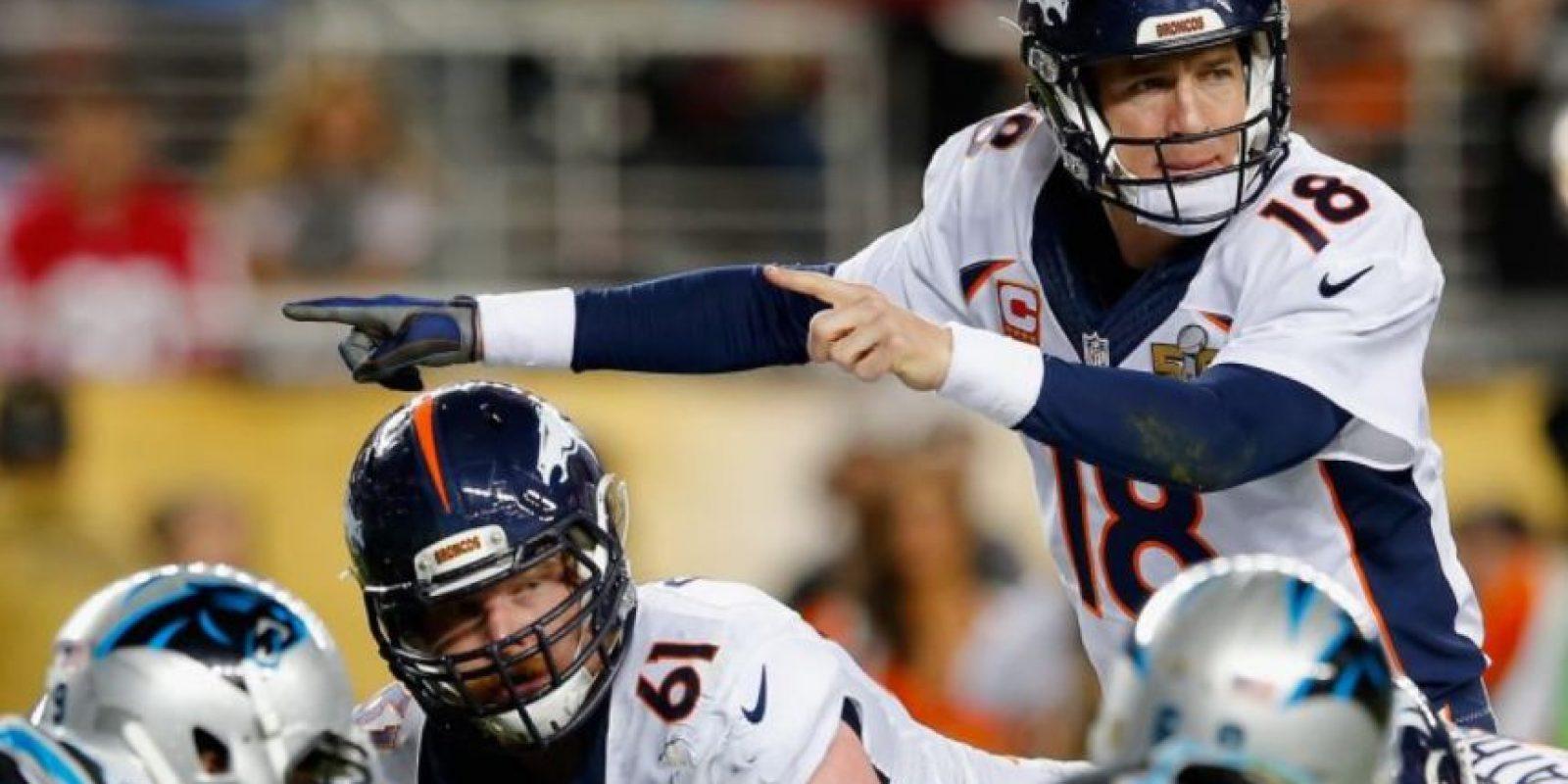 Se rumora que se retirará como campeón de la NFL Foto:Getty Images